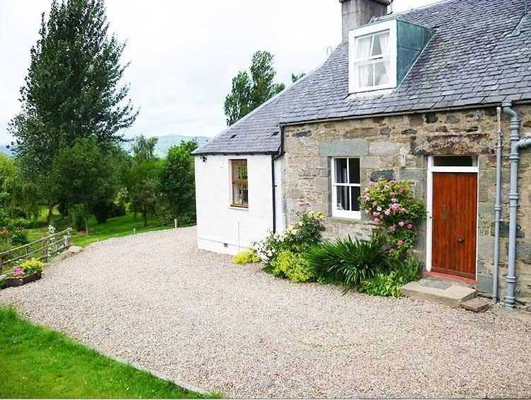 Hill Cottage, holiday rental in Aberfeldy