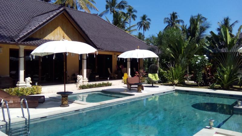 Villa Gusmania, holiday rental in Karangasem
