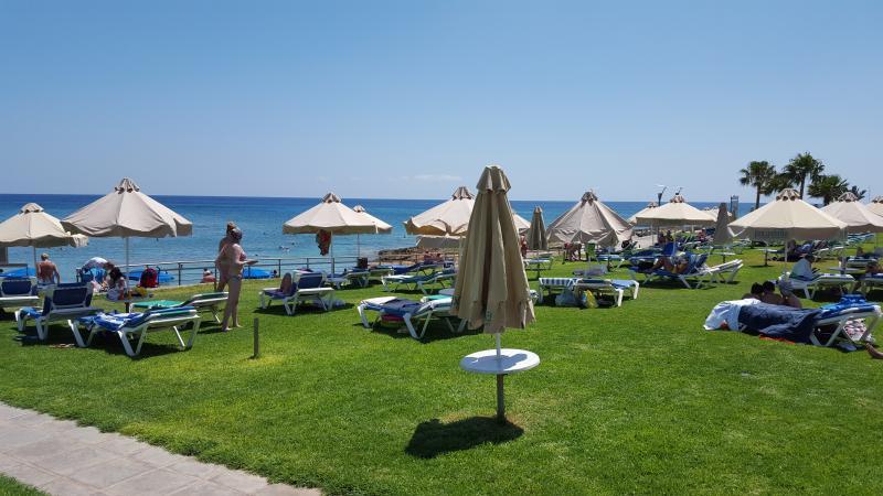 Polyxenia Beach side