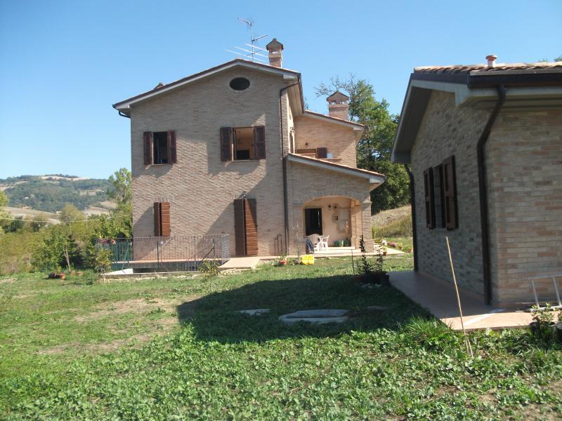Ca' Bertelli casa vacanze Betta, location de vacances à Montefiore Conca