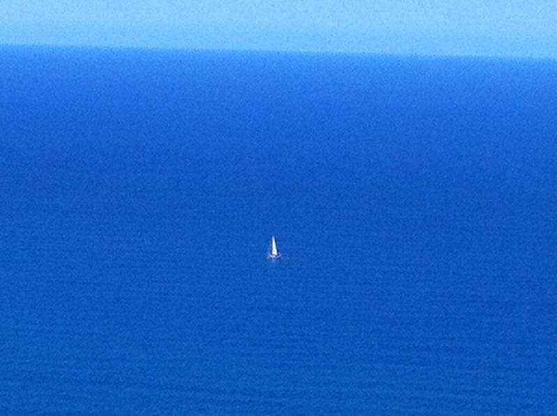 Beautiful Mojacar Bay 'Sky meets Sea'