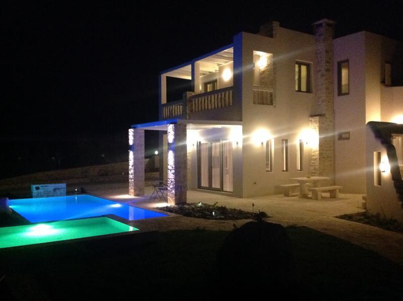 Villa Irida, holiday rental in Matala