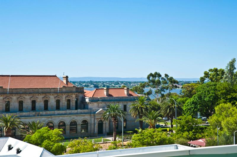 Parliament Place, right on the edge of our beautiful city of Perth