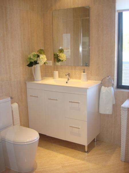 Gorgeous marble bathrooms