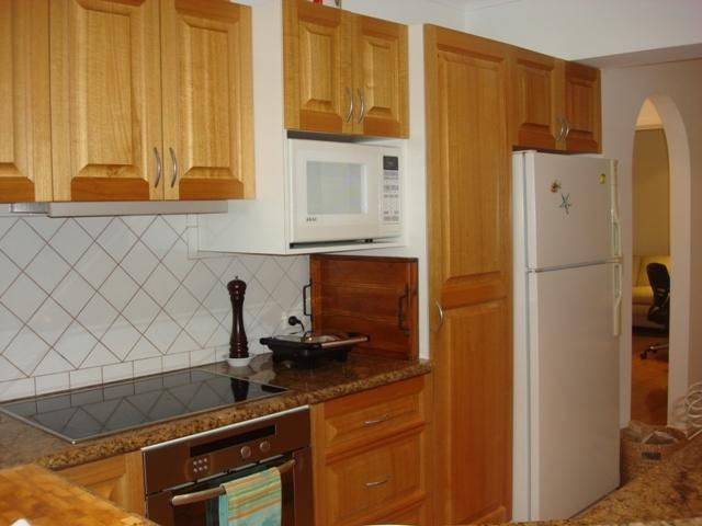 Gorgeous fully equipped kitchen ready for you