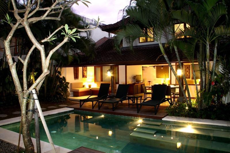 Villa Surin, stunning Villa in prime location., holiday rental in Legian
