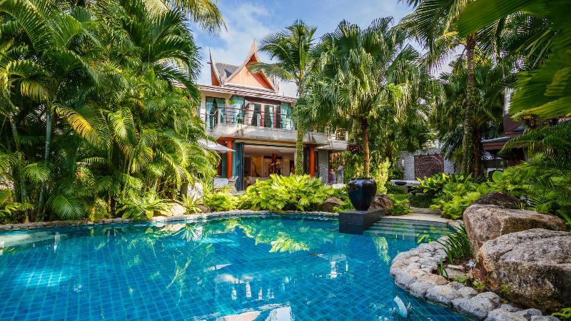 5 Bedroom Villa In The Garden Bang Tao  Surin Beach