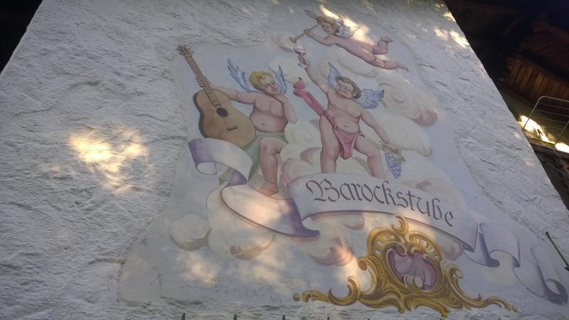 Barockstube, alquiler de vacaciones en Bad Heilbrunn