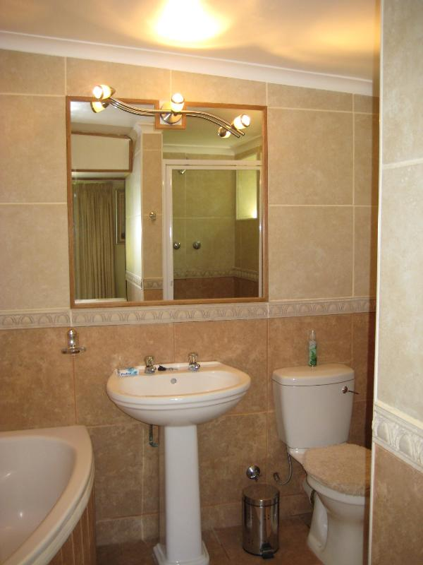 Fountain Bathroom