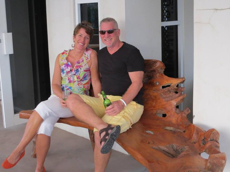 Hosts Rick & Karen are here to help optimize your island experience!