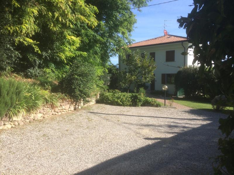 Casa sulla collina - House on the hill
