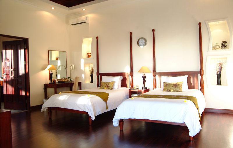 Two Bedroom Villa Twin Bed
