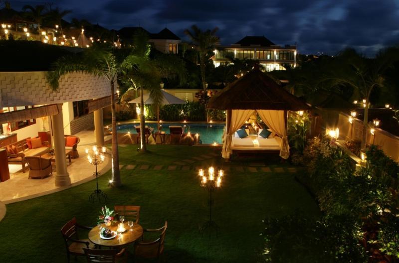 Jardin de Villa de deux chambres à coucher