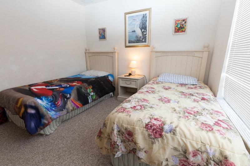 The Twin Bedroom A