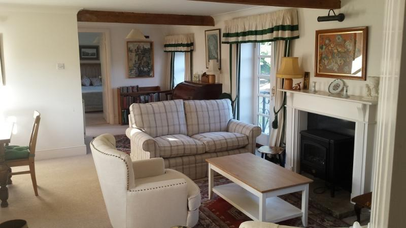 Fullans Farmhouse Apartment, vacation rental in Kilburn