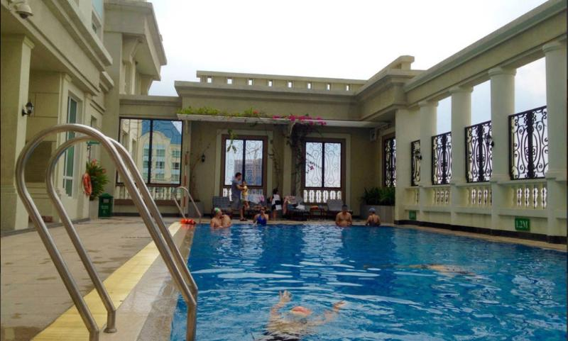 Private 1BR apt with swimming pool, holiday rental in Ho Chi Minh City