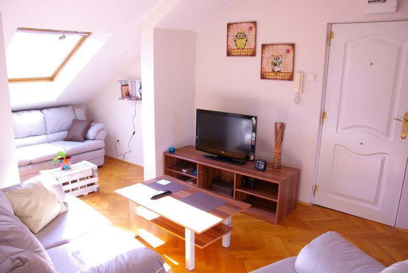 Happy Owl - Studio in Very center!, holiday rental in Belgrade