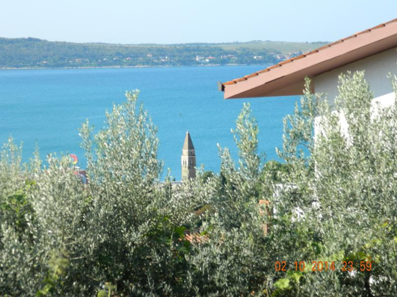 Bernardin  sea views Apartment, vacation rental in Dragonja
