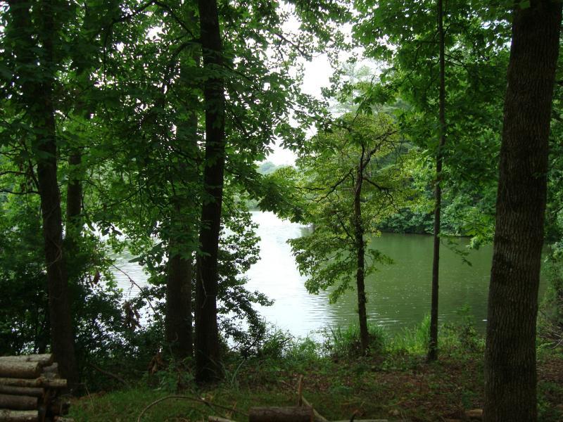 JULIAN LAKE LODGE - Asheville NC - Lake Front Home!  5 Bedrooms, 3 Bathrooms, 3200 SF, 1100 SF Decks