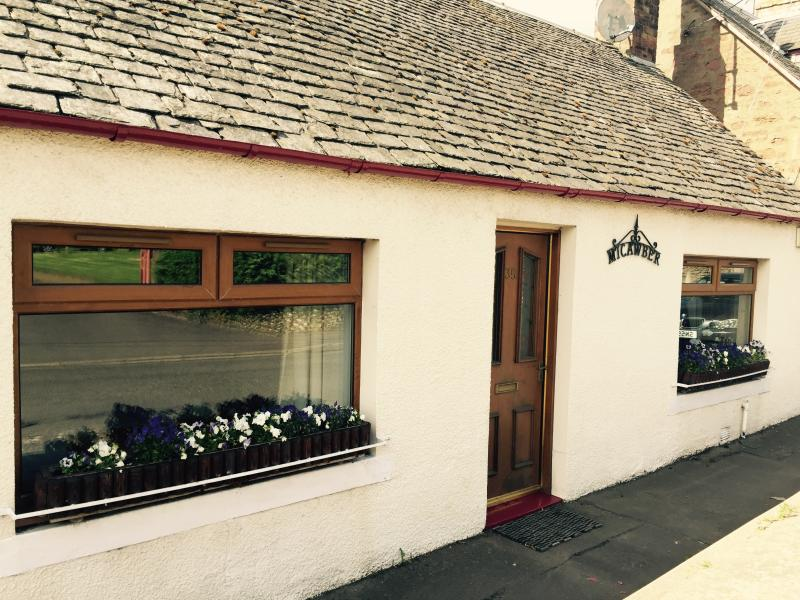 Micawber, holiday rental in Blairgowrie