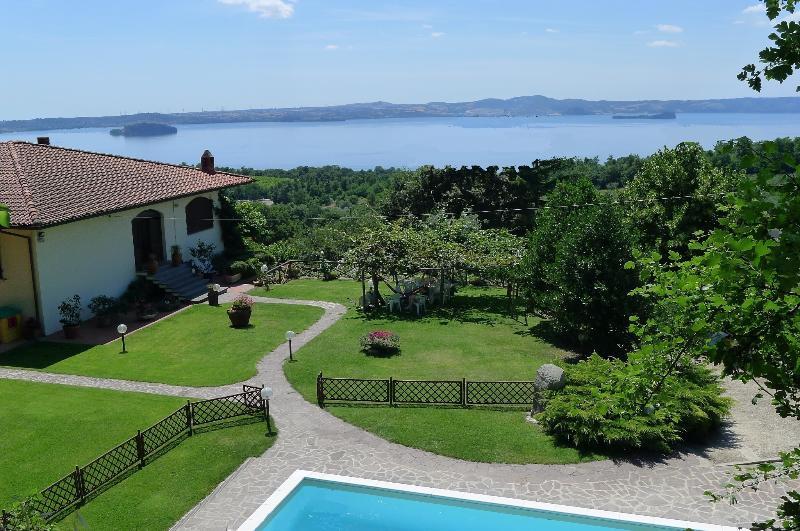 La Guardata - Il Portico, vacation rental in Montefiascone
