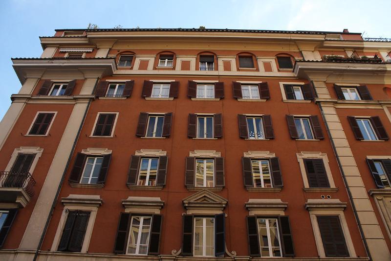 Il palazzo di Suite Myricae