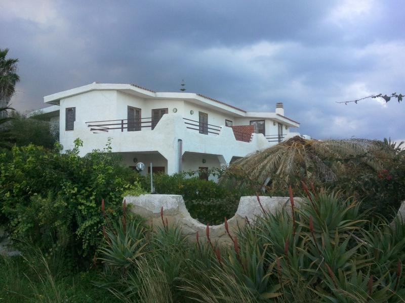 external view of home