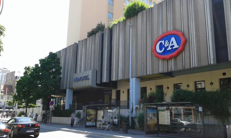 ENVIRONNEMENT DIRECT place des halles centre commercial