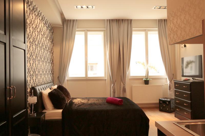 louer appartement Andrassy ut Studio du