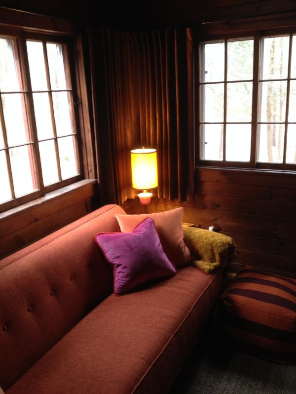 Bekväma vardagsrum