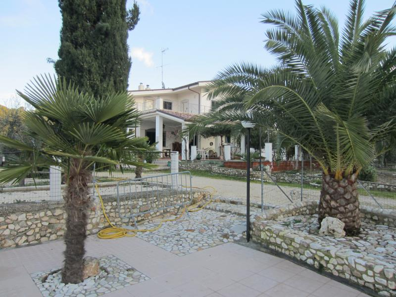 VILA SEJUDA, holiday rental in Peschici