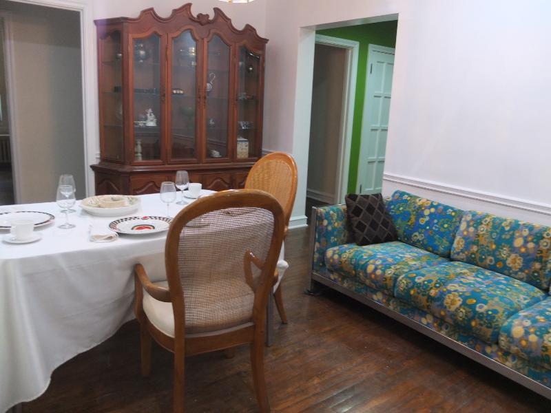 Full formal dining room