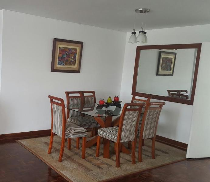 Ample Main Dining Room
