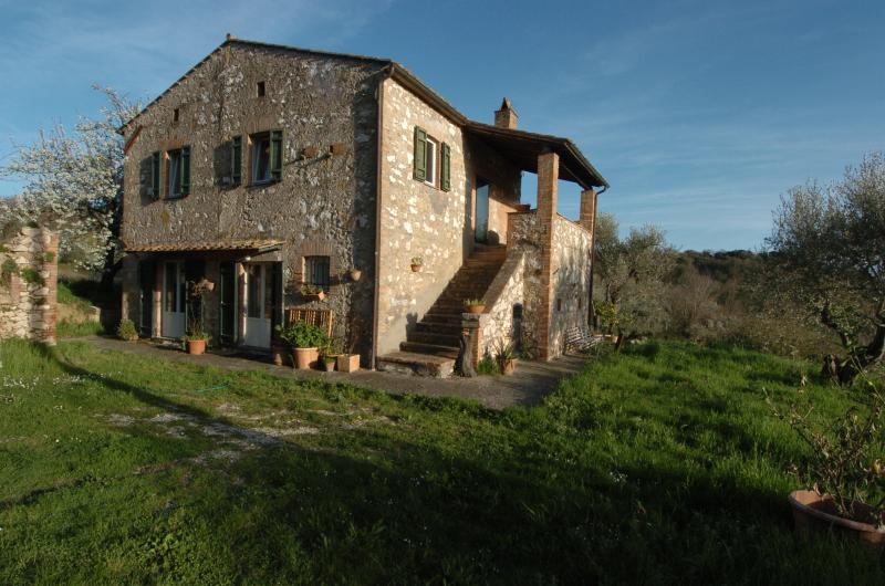 Panoramic view , 80 km from Rome, vacation rental in Attigliano