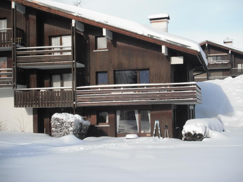 St Gervais - Le Bettex - on the piste!, holiday rental in Saint-Gervais-les-Bains
