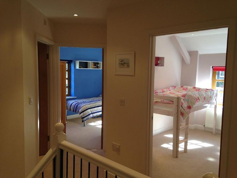 Bedrooms 3 and 4