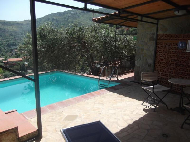 Amazing apartment with shared pool, holiday rental in Gibilmanna