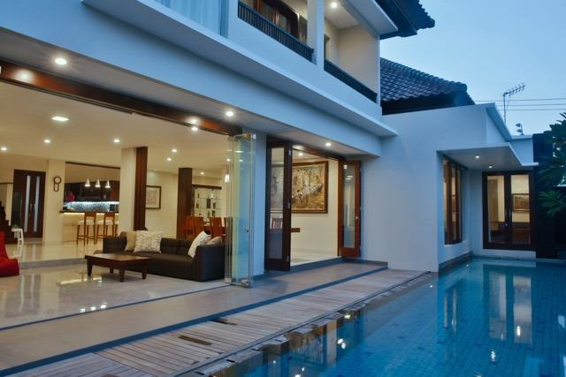 The Arnaya - 5 bedroom villa, Kuta, Bali, holiday rental in Kuta
