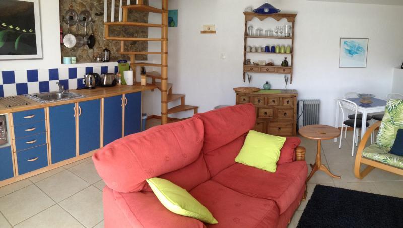 Sitting/Kitchen
