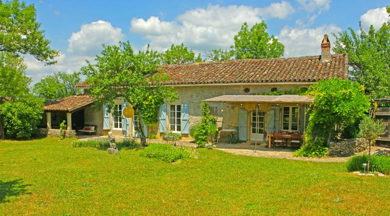 Le Pigeonnier, holiday rental in Puylaroque