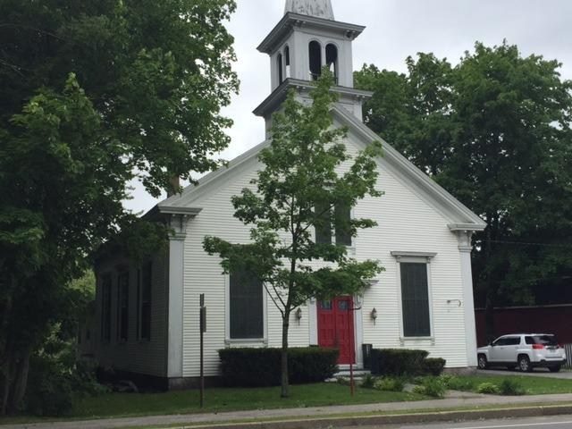 7th Heaven, a converted 1858 Meetinghouse