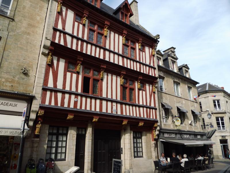 Une ancienne maison de Bayeux