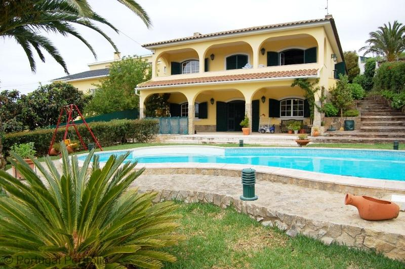 Casa das Lampas - Villa Holiday Rental in Sintra, holiday rental in Lisbon District