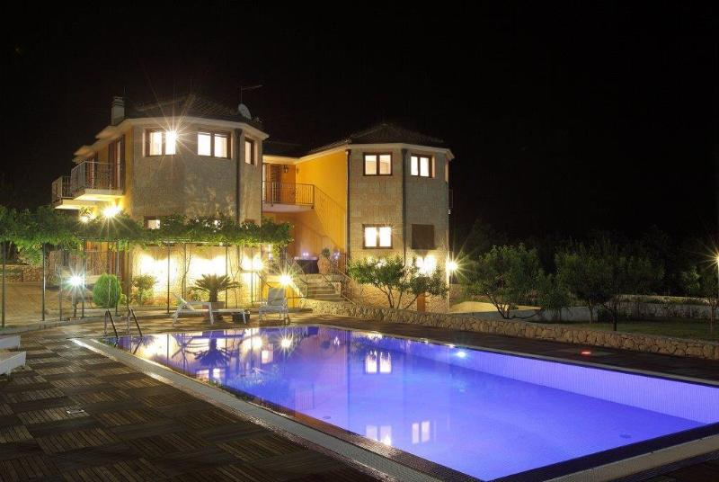 villaGalic with a private pool