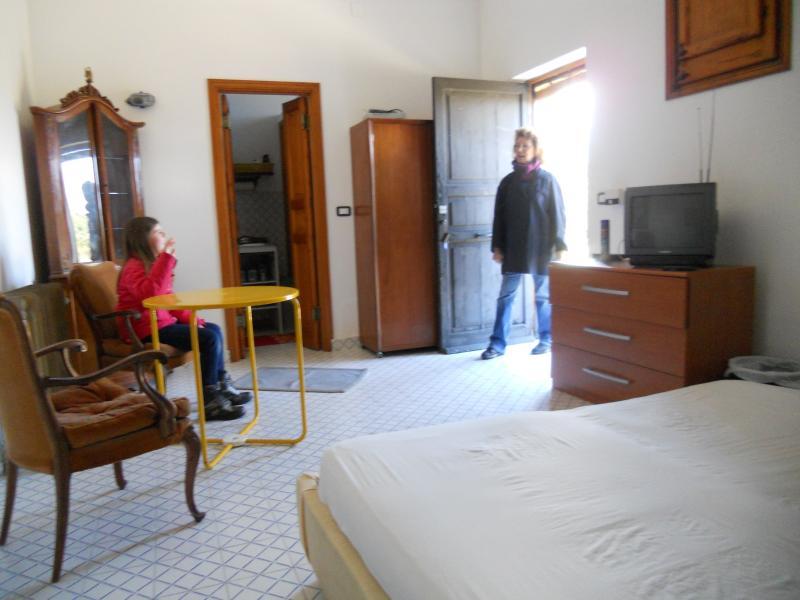 villa antonietta, holiday rental in Ficarazzi