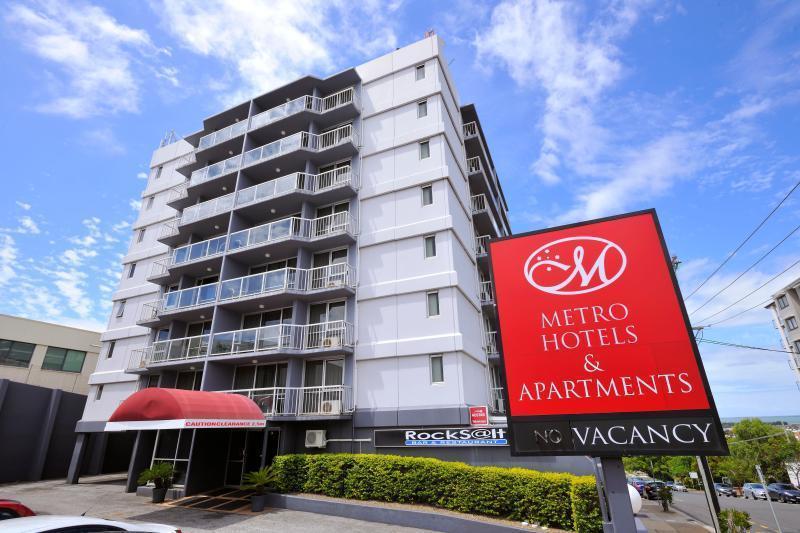 Metro Hotel & Apartments Gladstone #3, casa vacanza a Tannum Sands
