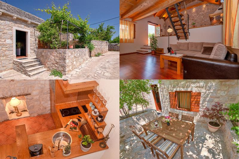 Cottage Thrasos, holiday rental in Rudina