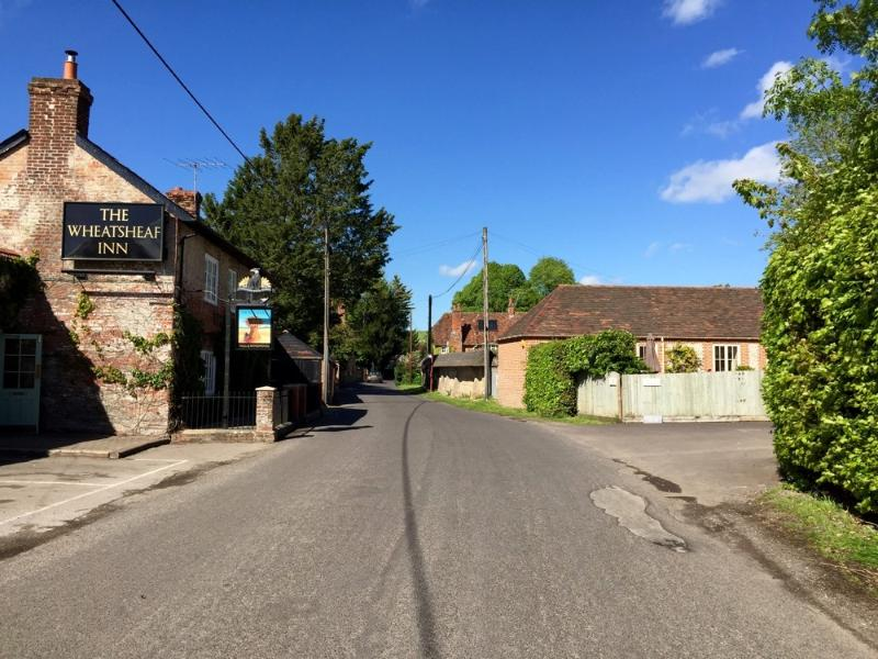 The Wheatsheaf, Lower Woodford