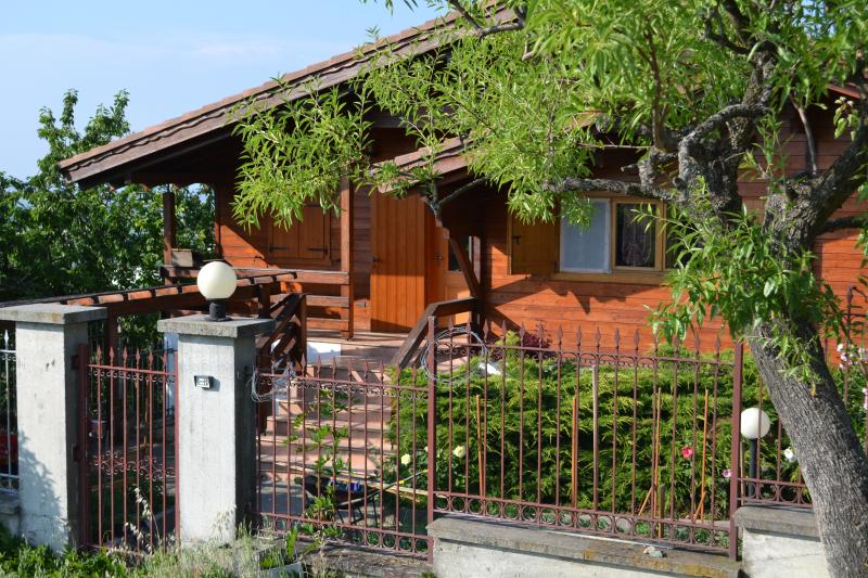 Chalet da Rosy, holiday rental in Province of Alessandria