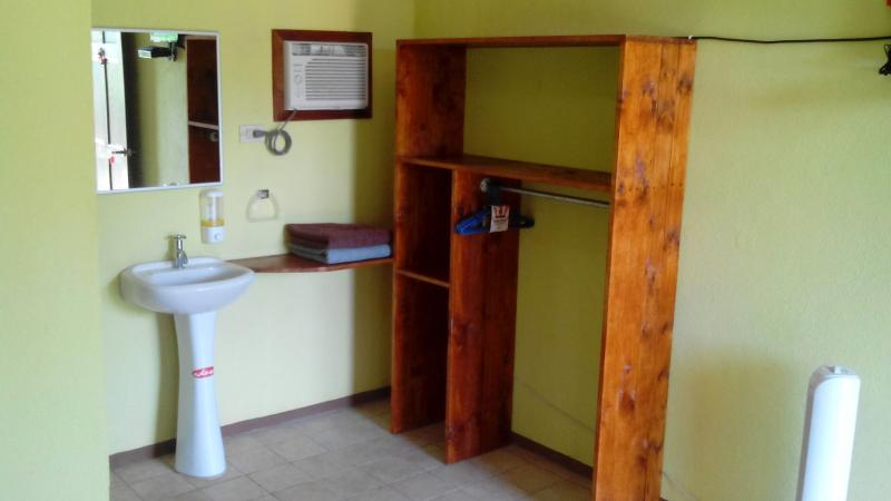 Intérieur de cabinas
